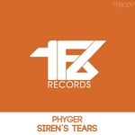 PHYGER - Siren's Tears (Front Cover)