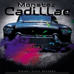 DELATO, James - Monster Cadillac (Front Cover)