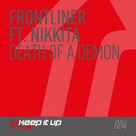 FRONTLINER feat NIKKITA - Death Of A Demon (Front Cover)