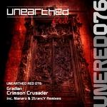 GRADIAN - Crimson Crusader (Front Cover)