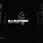 DJ NATURE - Return Of The Savage (Front Cover)