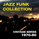 VARIOUS - Jazz Funk Collection (Vintage Lounge Series 1970-80) (Front Cover)