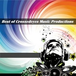 VARIOUS - Best Of Crossedeyes Music Productions (Front Cover)