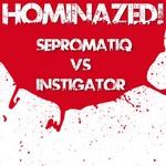 SEPROMATIQ vs INSTIGATOR - Crash (Front Cover)