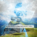 SINERIDER/NEUROPLASM/ITAL - What Is Real EP (Front Cover)