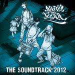 VARIOUS - International Battle Of The Year 2012 (The Soundtrack) (Front Cover)