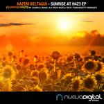 HAZEM BELTAGUI - Sunrise at H4Z3 (Front Cover)