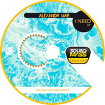 MAR, Alexandr - I Need EP (Front Cover)