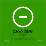 DRIVER, Paolo - Skater (Front Cover)