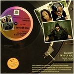 DOMSCOTT/ELLE MARCHELLE/KENNY MCNEIL - I Try For You (Front Cover)