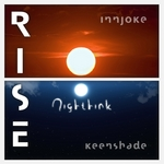 KEENSHADE/INNJOKE - Rise (Front Cover)