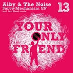 AIBY/THE NOISE - Servo Mechanism (Front Cover)
