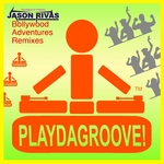 RIVAS, Jason - Bollywood Adventures (remixes) (Front Cover)