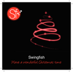 SWINGFISH - Have A Wonderful Christmas Time (Front Cover)