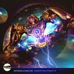 HERTZMAN & DAMOLH33 - Magnetic Field Intensity EP (Front Cover)