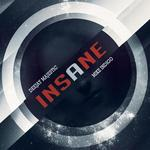 DJ MAJESTIC/MIKE INDIGO - Insane (remixes) (Front Cover)