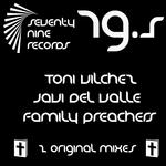 VILCHEZ, Toni/JAVI DEL VALLE - Family Preachers (Front Cover)