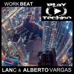 LAN C/ALBERTO VARGAS - Work Beat (Front Cover)