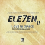 ELE7EN - Love In Space (Front Cover)