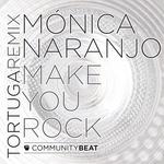 NARANJO, Monica - Make You Rock (Front Cover)