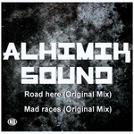 ALHIMIK SOUND - Road Here (Front Cover)