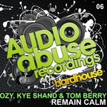 OZY/KYE SHAND/TOM BERRY - Remain Calm (Front Cover)