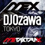 DJ OZAWA - Tokyo (Front Cover)