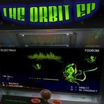 ELECTRUX - The Orbit EP (Front Cover)