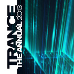VARIOUS - Trance The Annual 2013 (Front Cover)