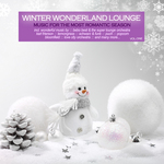 VARIOUS - Winter Wonderland Lounge Vol 1: Music For The Most Romantic Season (Front Cover)