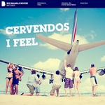 CERVENDOS - I Feel (Front Cover)