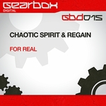 CHAOTIC SPIRI/REGAIN - For Real (Front Cover)