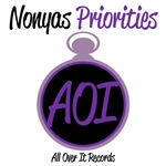 NONYAS - Priorities (Front Cover)