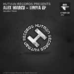 MARCU, Alex - Limba EP (Front Cover)