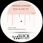 JOHNNY, Maxime - You & Me EP (Front Cover)
