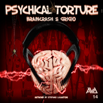 BRAINCRASH/GRIGIO - Psychical Torture (Front Cover)