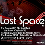 TROOPER, The aka MANIMAL BEAT - Lost Space EP (Front Cover)