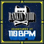 RANKIN AUDIO - Adventures At 110 BPM (Sample Pack WAV/Massive Presets) (Front Cover)