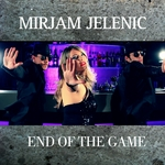 MIRJAM JELENIC - End Of The Game (Front Cover)