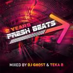 2 Years Fresh Beats (mixed by DJ Ghost & Teka B) (unmixed tracks)