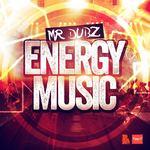 MR DUBZ - Energy Music (Front Cover)