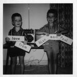 Love From Alan & Paul
