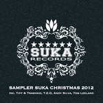 Sampler Suka Christmas 2012