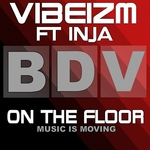 VIBEIZM feat INJA - On The Floor (Front Cover)