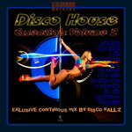 DISCO BALL'Z/VARIOUS - Disco House Essentials Volume 2 (Front Cover)