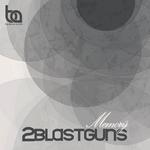 2BLASTGUNS - Memory EP (Front Cover)