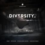 HEMOGLOBIN - Diversity EP (Front Cover)