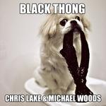 Black Thong