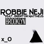 NEJI, Robbie feat BRENTON MATTHEUS - Brooklyn (remixes) (Front Cover)