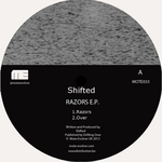 SHIFTED - Razors EP (Front Cover)